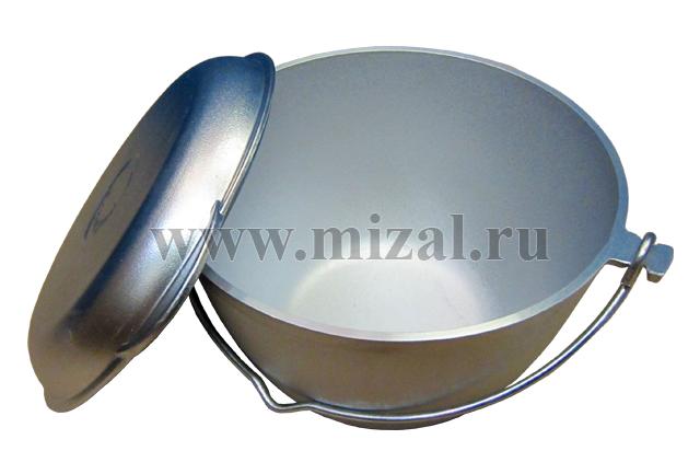 Казан с крышкой-сковородой 4 литра и 5 литров